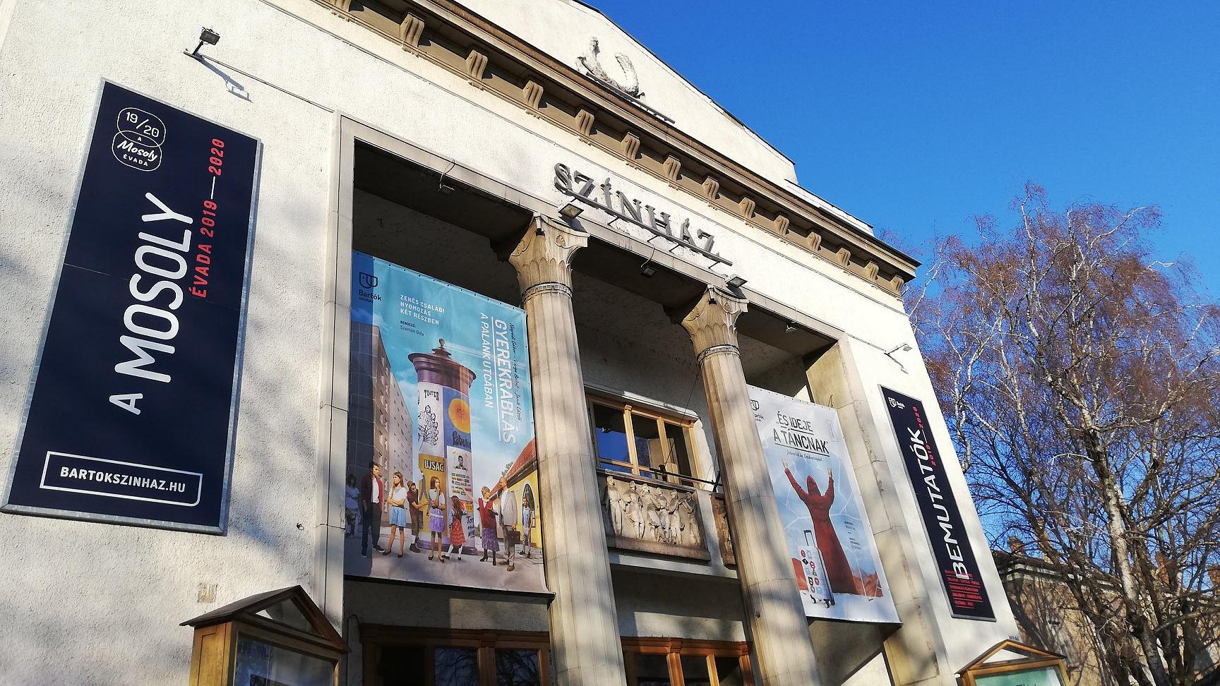Virtuális színházat indít a Bartók Kamaraszínház